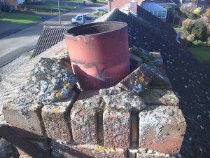 Chimney Repointing Witham