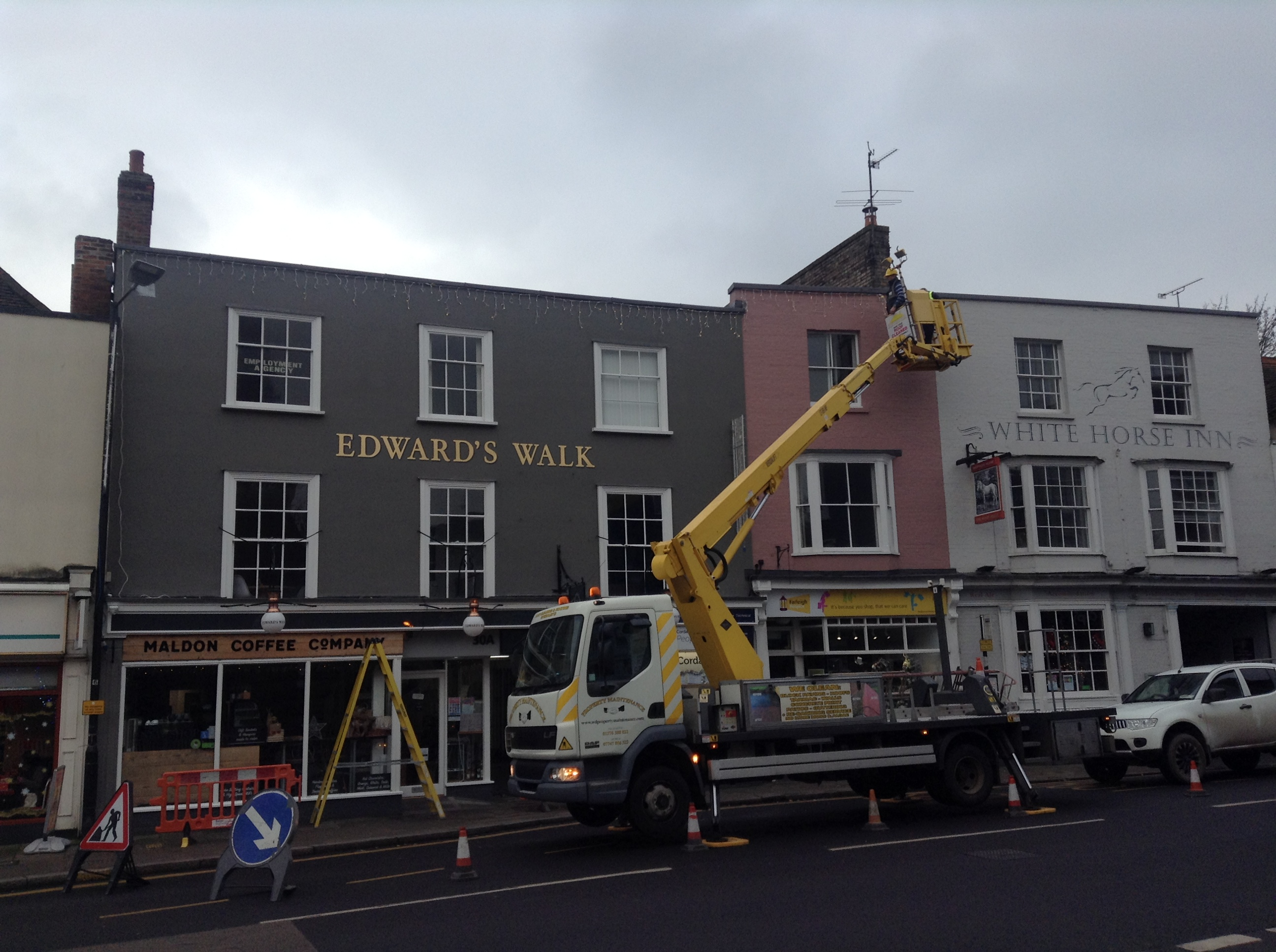 Cherry Picker For Hire